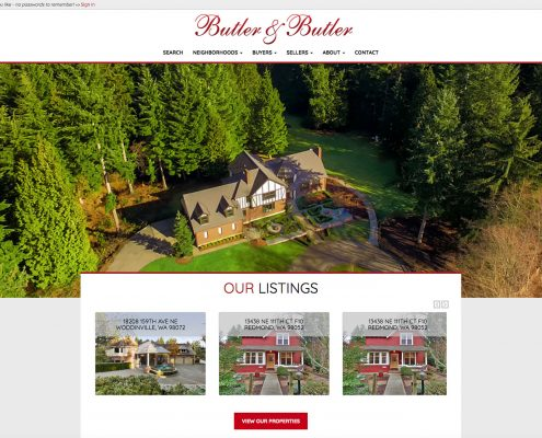 Butler Real Estate