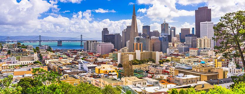 City of San Francisco, CA