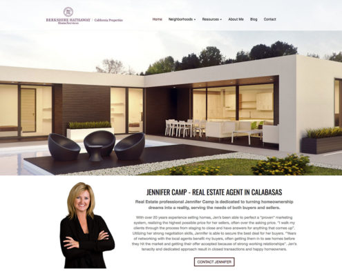 Jennifer Camp Real Estate