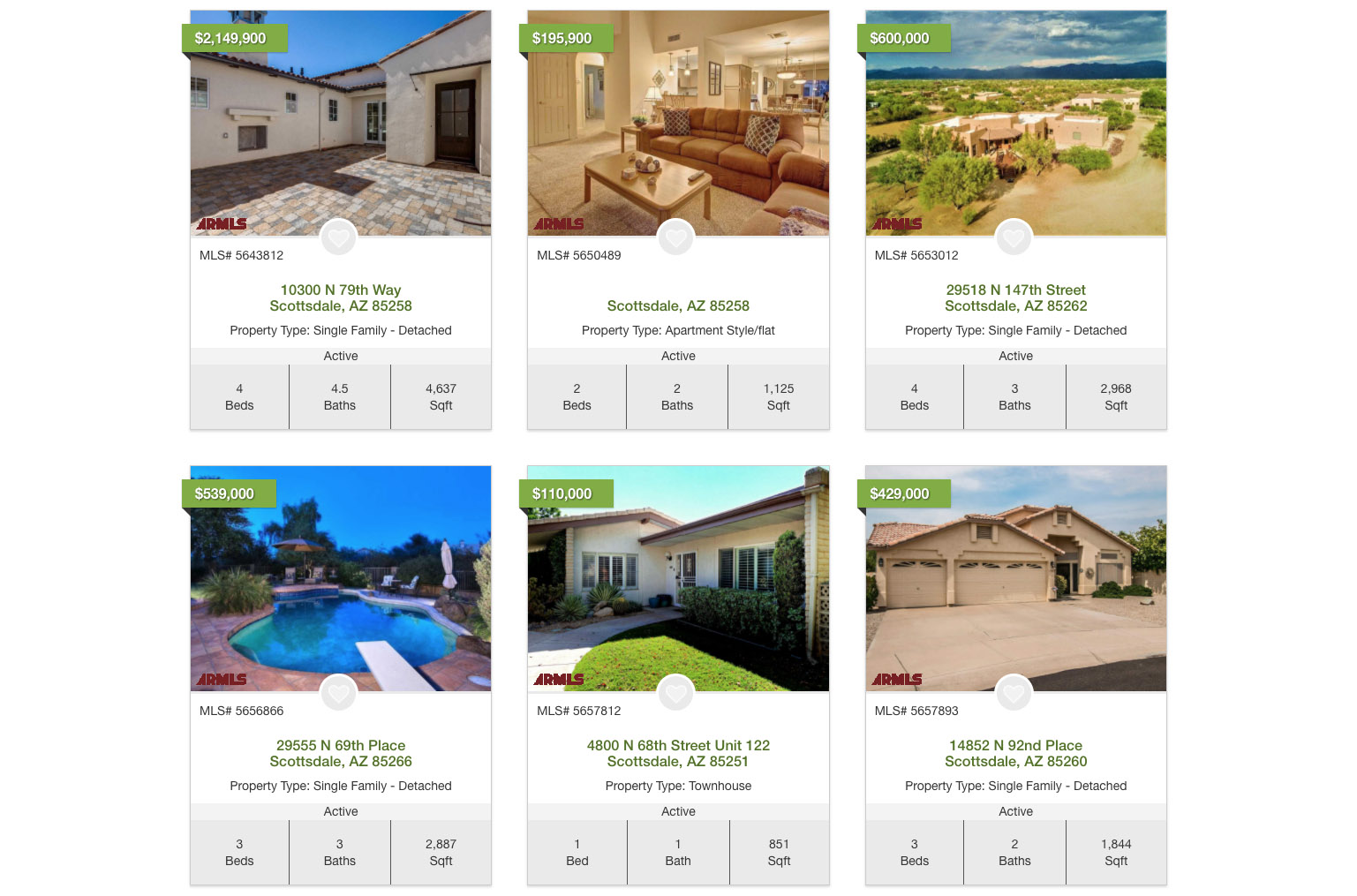real estate wordpress websites