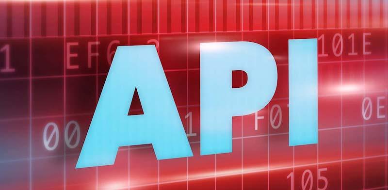 how to add api to website