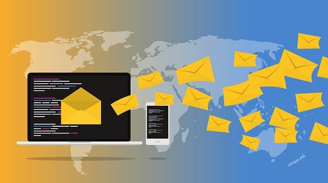 real estate market data for emails