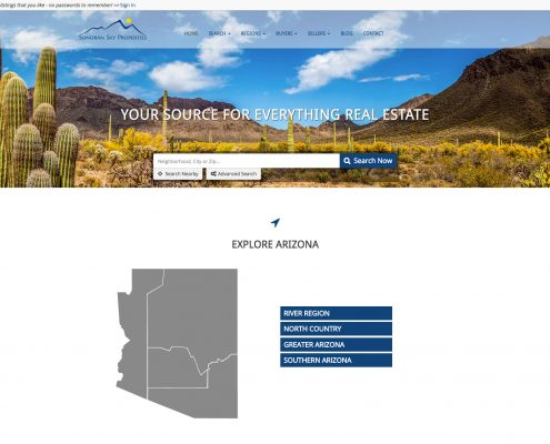 Sonoran Sky Properties