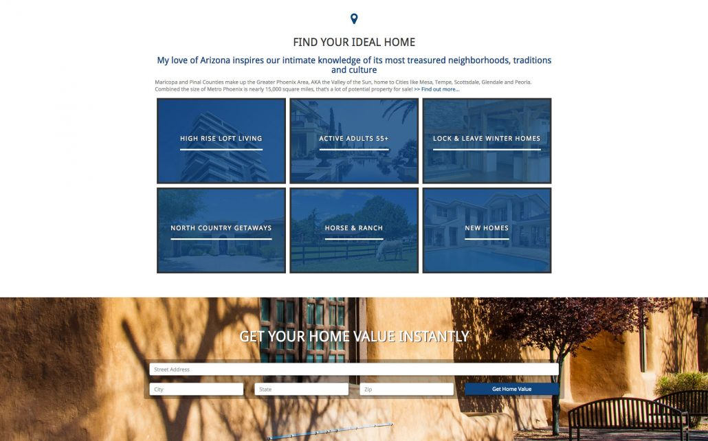 WordPress Real Estate Themes - Real Estate Agent Websites With IDX
